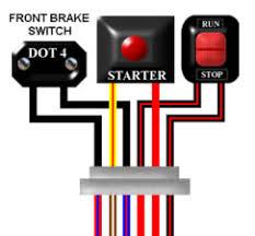 kawasaki zzr1100 d1 d2 uk colour motorcycle wiring diagram kawasaki zzr1100 d1 d2 uk colour wiring diagram
