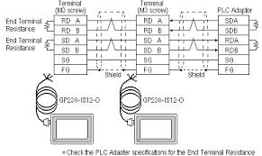 rockwell (allen bradley) plcs [n 1 (multi link) connection] Simple Wiring Diagrams 1762 L24bwa Wiring Diagram #34