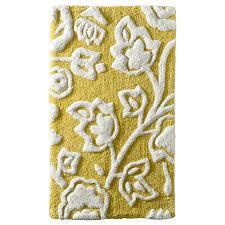 fl bath rug yellow threshold target