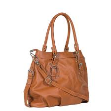 brown honey handbag