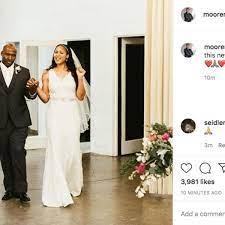 Lynx legend Maya Moore marries the man ...