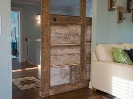 step 1 diy bc13 media room 23 reclaimed wood sliding door h