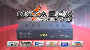 Resultado de imagem para nazabox cable