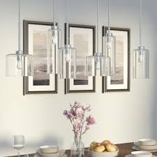 pendant lighting for kitchen islands. siddharth 6light kitchen island pendant lighting for islands n