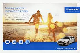 Parts Direct Coupon Hondas Coupons Pop Up In Its Direct Mail Target Marketing