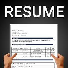 Best Resume Builder App 2018 For Android 30 Resume Formats