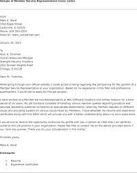 Supervisor Position Cover Letter Cover Letter Sample For Bar