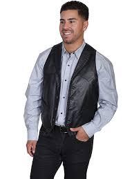 mens western vest western vest for men suede western vest scully vest