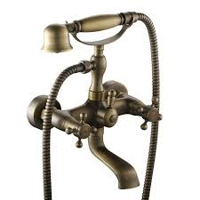 antique bathtub faucets luxurious antique brass bath shower mixer tap traditional wall mounted bathtub faucet antique antique bathtub faucets