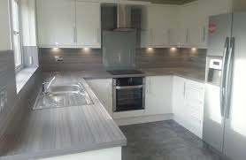 fitted kitchens cream. Exellent Cream Gloss Cream Fitted Kitchen For Fitted Kitchens Cream S