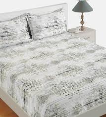 100 cotton 300tc double bedsheet