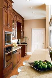 Kitchen Paint Color Ideas With Dark Brown Cabinets Home Interior