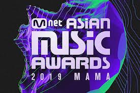 2019 Mama Announces Nominees Voting Begins Soompi