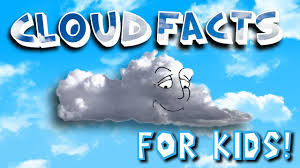 Types Of Clouds Ppt Cloud Facts For Kids