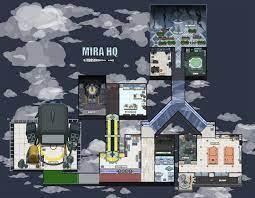 MIRA HQ 35 Screenshot Map + high res ...
