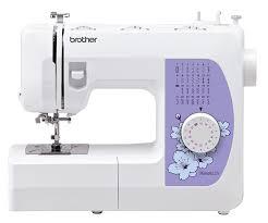 Купить <b>Швейная машина BROTHER Hanami</b> 27s белый в ...