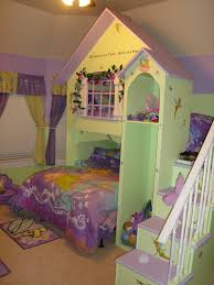 Small Girls Bedroom Bedroom Small Girl Bedroom With Green Bed Also Green Toys Also