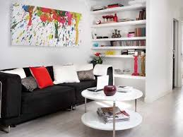 simple apartment bedroom decor. Simple Living Room Decorating Ideas Apartments White Cabinetry Of Delectable Picture Decor Apartment Bedroom