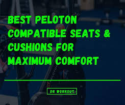 10 best peloton seats cushions for