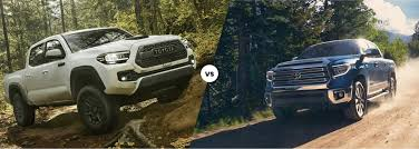 Including destination charge, it arrives with a manufacturer's suggested retail price. 2021 Toyota Tacoma Vs 2021 Toyota Tundra Toyota Of Cedar Park