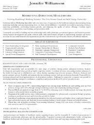 100 Marketing Resumes Samples Sales Marketing Resume Resume