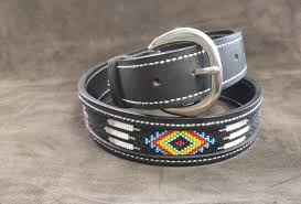 please note custom belts are made to order please allow 7 10 business