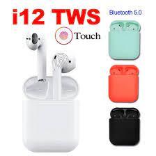 Tai Nghe Bluetooth i12 Pro - Cảm Biến Vân Tay Giá Rẻ giá cạnh tranh
