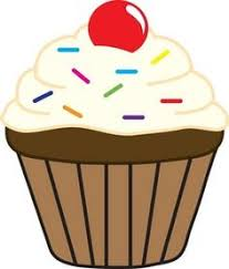 birthday cupcakes clipart. Interesting Cupcakes Cupcake Clip Art 11 Thinking Of Making This Into A Birthday Chart For Birthday Cupcakes Clipart T