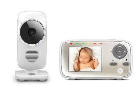 motorola 5 inch baby monitor. motorola mbp483 babysense bundle with 2.8 inch display: amazon.co.uk: baby 5 monitor