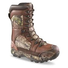 Thinsulate Rating Chart Guide Gear Monolithic Extreme Waterproof Insulated Hunting Boots 2 400 Gram Thinsulate Ultra