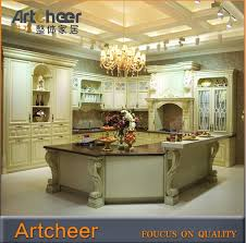 Customized Kitchen Cabinets Amazing Customized Good Quality Solid Wood Kitchen Cabinet