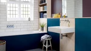 Paint Colours For Bathroom 7 Ways To Add Colour To Your Bathroom Dulux