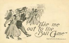 Image result for take me out to the ball game