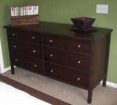 custom espresso dresser and nightstands by grindstone mill