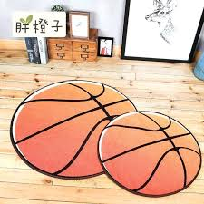 basketball area rug motivate round football floor rugs carpet intended for lovely mainstays court com with basketball court rug area