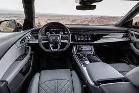 The Audi Q8 Cars Life Blog Audi Audi Interior New Cars