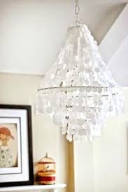 capiz shell chandelier faux pendant the chronicles of home restoration hardware capiz shell chandelier