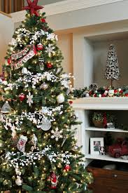 Small Picture 35 Christmas Tree Decoration Ideas Pictures of Beautiful