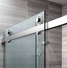 glass sliding door hardware design for high use environments the glass sliding door shower system has glass sliding door hardware