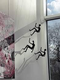 climbing wall decor inspirational climbing man wall sculpture art