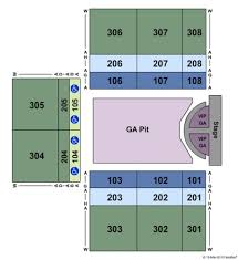 Winstar Oklahoma Seating Chart Winstar Casino Tickets Seating Charts And Schedule In