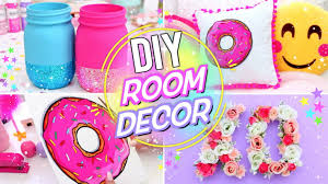 Room Decor Diy Diy Bright Fun Room Decor Pinterest Room Decor For Spring And