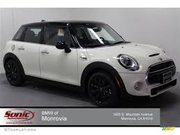 pepper white mini cooper mini cooper s hardtop 4 door
