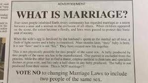no gay marriage in ad showing alarming lgbt sex ed in  topics culture society foreign affairs news current events keywords gaymarriage homosexualagenda lgbt