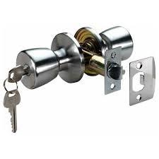 front door knob lock. Door Handles, Locking Knob Exterior Knobs Shiny Stainless Steel Deadbolt Front Lock L