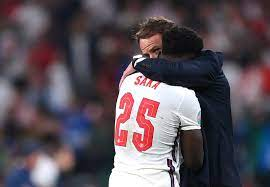 Bukayo Saka is not on his own': Gareth ...