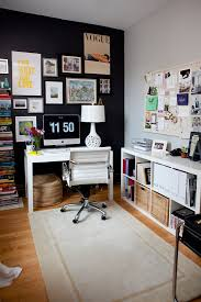 home office office wall. lcy home tour the office wall s