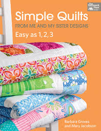2015 best-selling quilt books: your top 10 favorites - Stitch This ... & Simple Quilts from Me and My Sister Designs Adamdwight.com