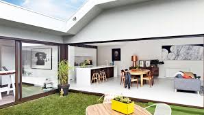 Home Design Open Plan Kitchen And Dining Room Living Hallway All Kitchen And Living Room Open Plan
