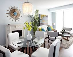 Small Apartments, Big Style eclectic-dining-room